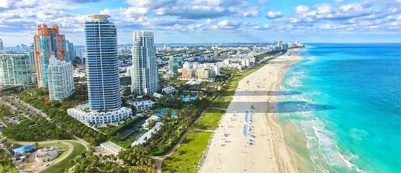 Miami Florida Beach