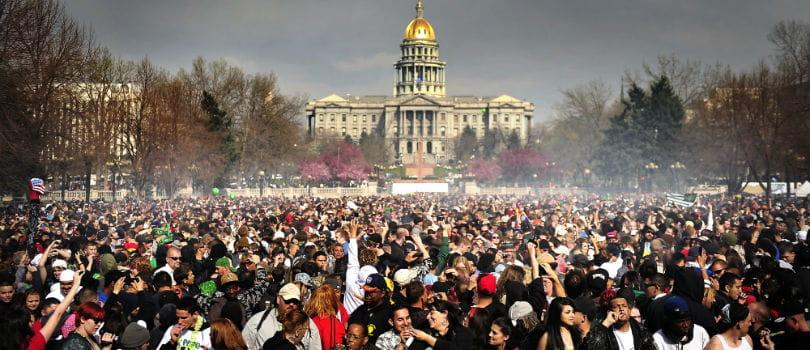 Mile High 420 Festival