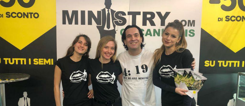 Ministry of Cannabis Team