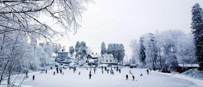 Minnesota Winters