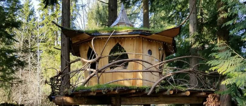 Mountain Views Tree House B&B Retreat