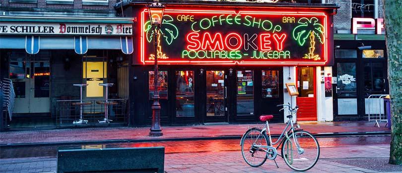 Netherlands Coffee Shop