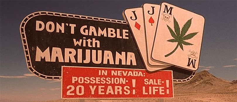 Nevada Cannabis Prohibition