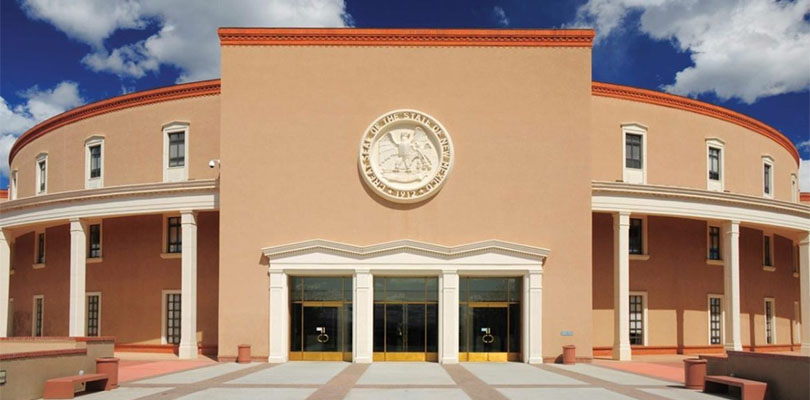 New Mexico Capitol State Building