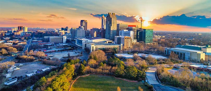 North Carolina Raleigh