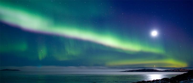 Nunavut Aurora Borealis