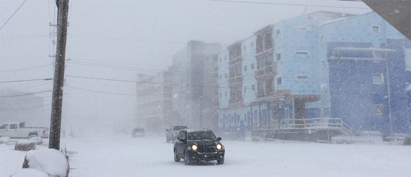 Nunavut Storm
