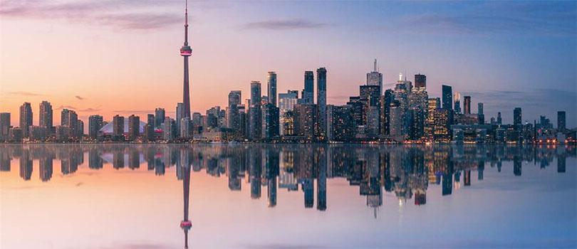 Ontario Canada Cityscape