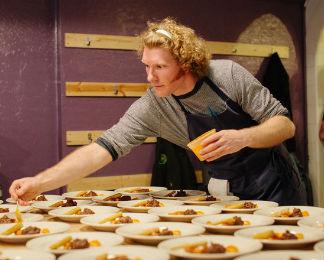 Chef Michael Magallanes, The Opulent Chef