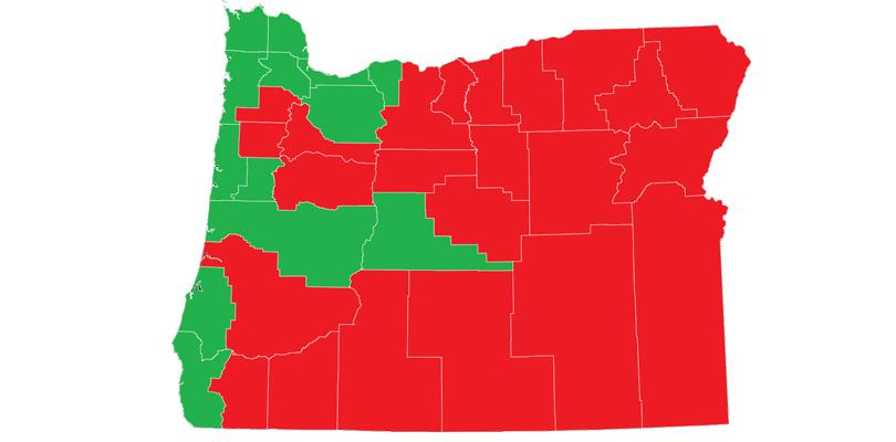 Oregon 1998 Measure 67