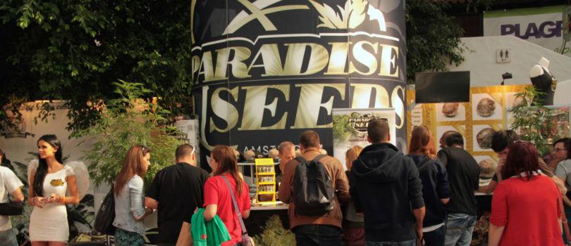 Paradise Seeds Seedbank