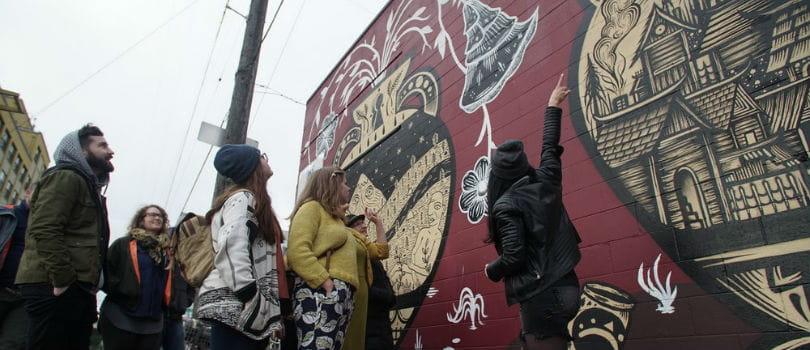 PDX Street Art Tours