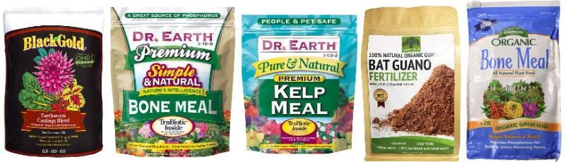 Nutrients For Soil-Based Media