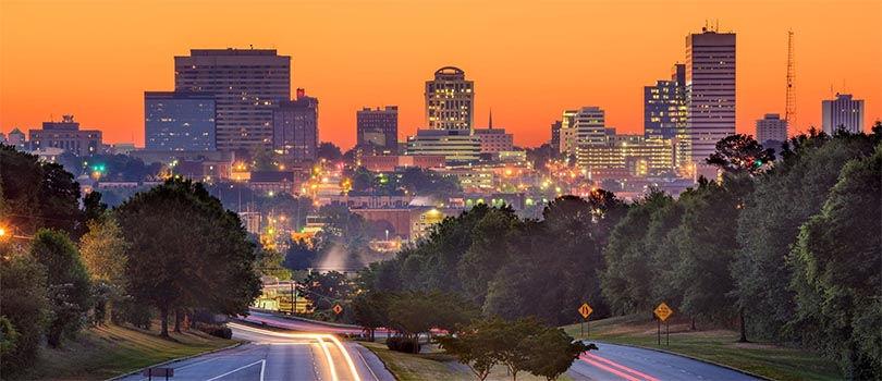 South Carolina Columbia