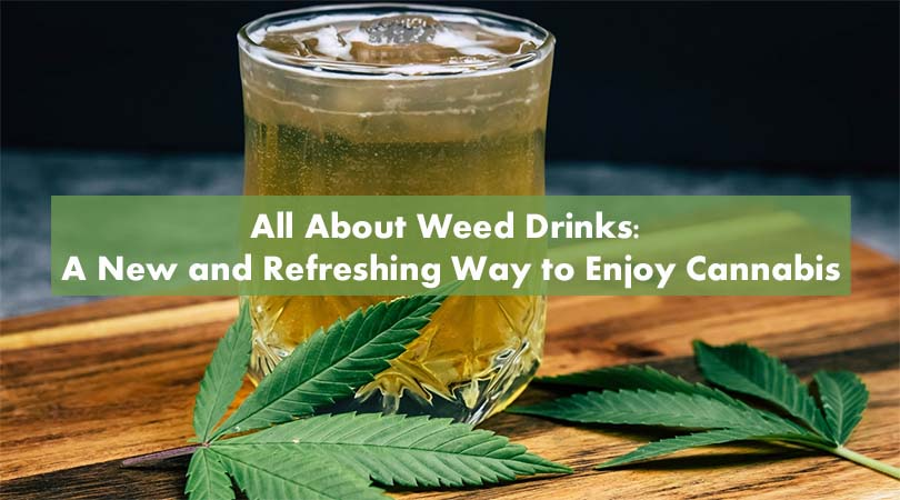 THC Drinks Cover Photo