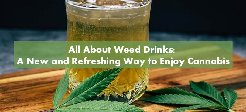 THC Drinks Featured Image