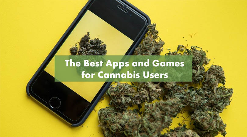 The Best Apps and Games for Cannabis Users Cover Photo