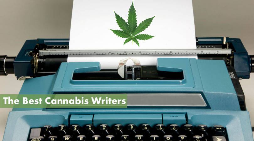 The Best Cannabis Writers Cover Photo