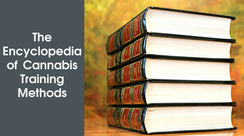 The Encyclopedia of Cannabis Training Methods Cover Photo