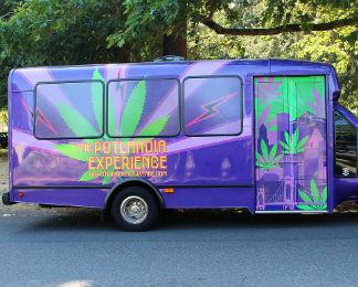 The Potlandia Experience Bus