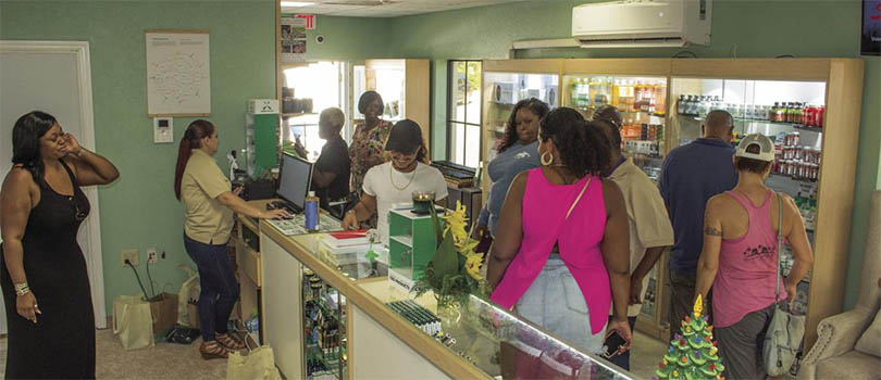 US Virgin Islands CBD Store
