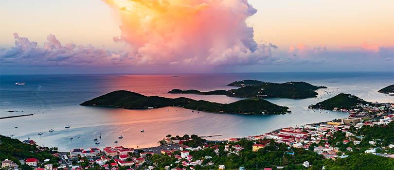 US Virgin Islands Charlotte Amalie