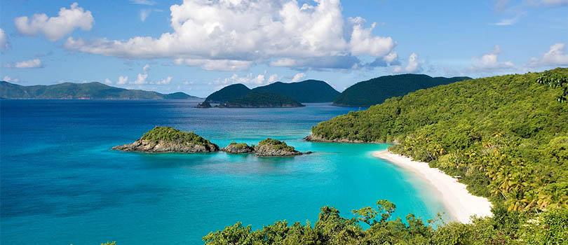 US Virgin Islands Nature