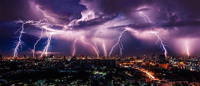 Utah thunderstorms