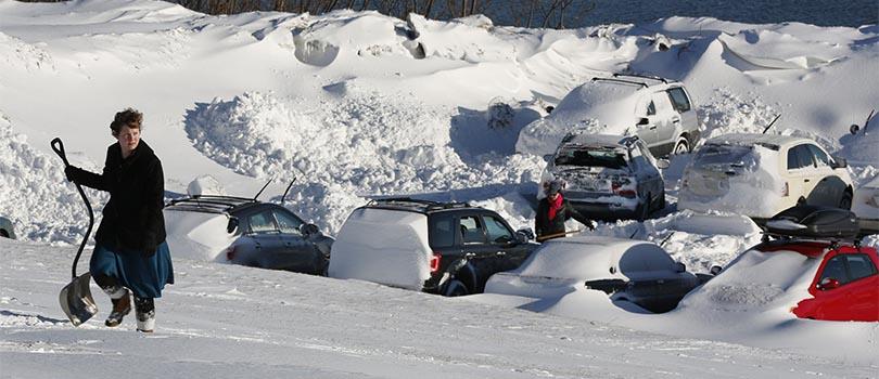 Vermont Blizzard