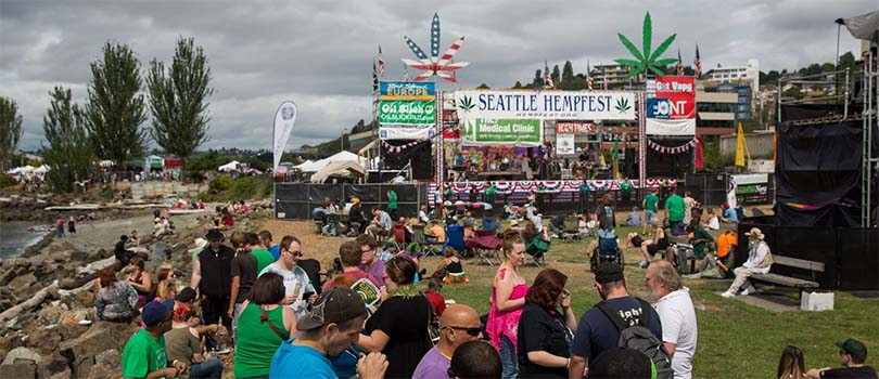 Washington Seattle Hempfest