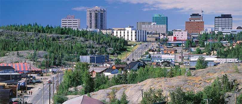 Yellowknife Northwest Territories