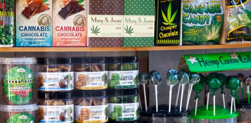 cannabis edible packaging